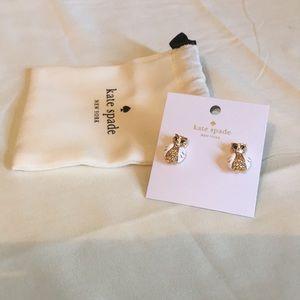 💜💯 Kate Spade earrings 💯💜